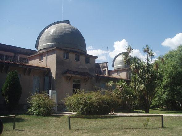 observatorios argentinos