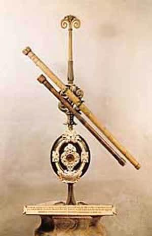 Resultado de imagen para telescopio de galileo galilei