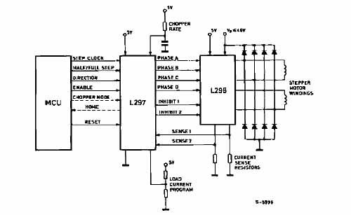 l298 driver puente h para motor 4 a - pic atmel avr 8051 - zempoala - hidalgo